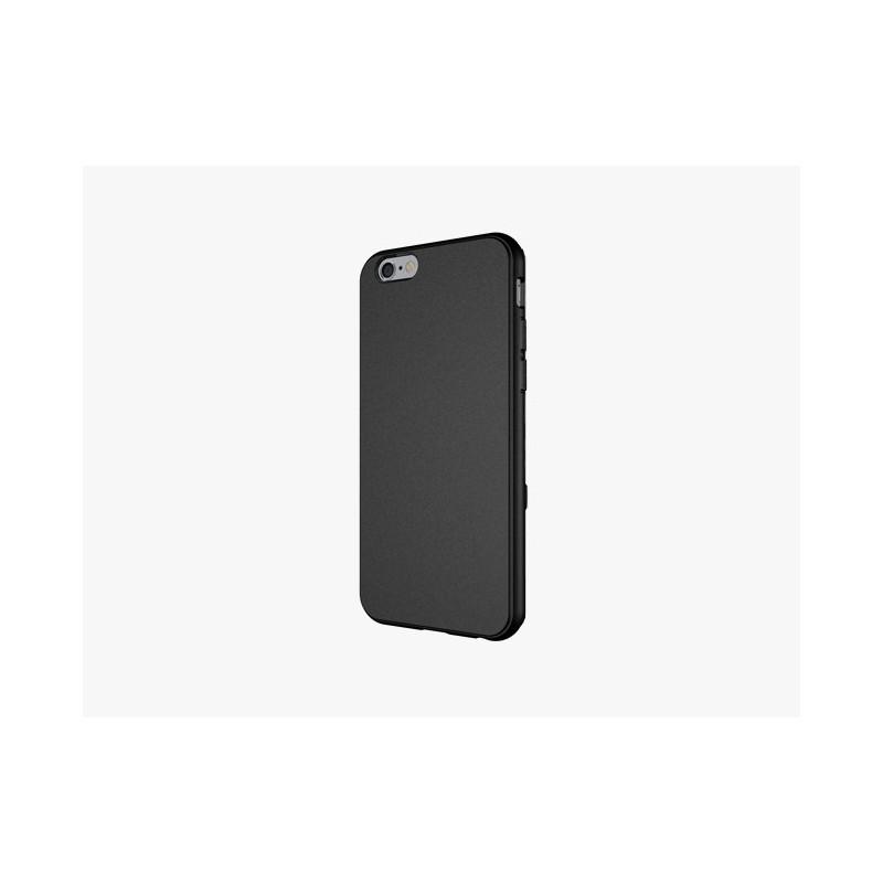 best service 20b70 a4cd1 Matte Black Gel Case iPhone 6/6s Plus - iPlay N Talk