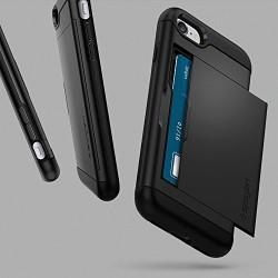 Spine Card Holder Case iPhone 7