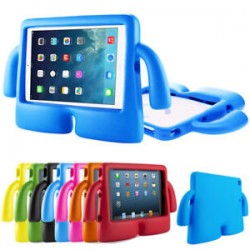 Kids shockproof handle case for iPad 2/3/4
