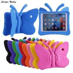 kids Butterfly Ani-shock case for iPad mini 1/2/3