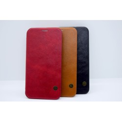 iPhone X Flip Leather smart case
