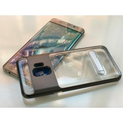 Galaxy S9 Case Ultra Hybrid & Kick stand