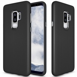 Samsung Galaxy S9 Dual Layer Hybrid Shock Absorption Anti-Scratch