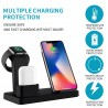 3in1 QI WIRELESS CHARGING STATION