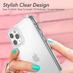 Anti shock crystal clear case iPhone 11Pro