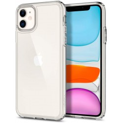 Anti shock crystal clear case  iPhone 11
